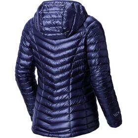 Mountain Hardwear W's Ghost Whisperer Hooded Down Jacket Dark Illusion